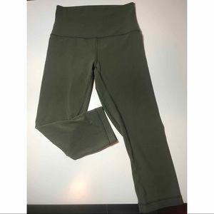 Lululemon align crop leggings-size 4